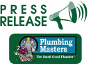 """Plumbing Masters Offers Tips to Avoid a """"Brown Friday"""""""