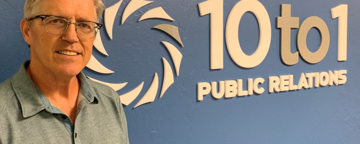 Longtime Arizona Journalist Joins 10 to 1 Public Relations' Team