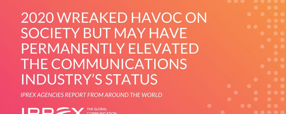 10 to 1 Public Relations Offers Insights in Global Communications Survey